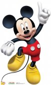 Mickey Mouse Dance cardboard cutout standup
