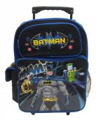 Batman Rolling Backpack 17 inches