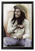 Bob Marley Canvas Prints